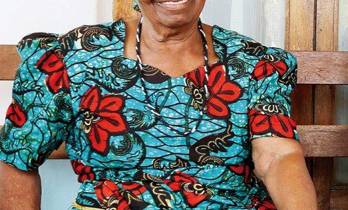 President Edgar Chagwa Lungu mourns Salome Chilufya Besa Kapwepwe