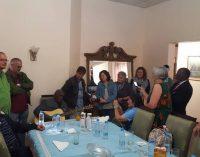 Dr. Kenneth David Buchizya Kaunda hosts Barend La Grange