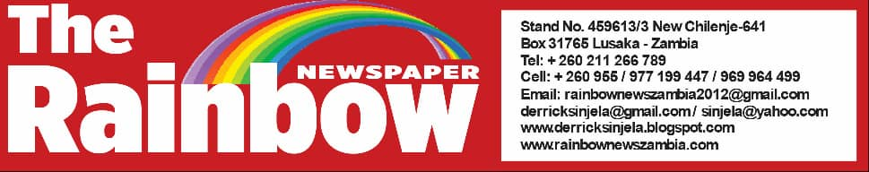 Rainbow news zambia