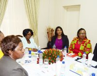 First Lady Esther Lungu hosts Society for Family Health